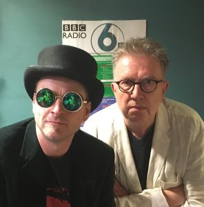 Tom & Prof BBC 6Music